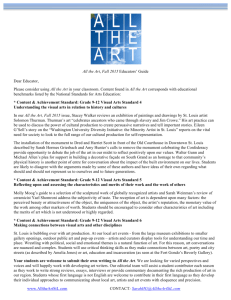 Fall 2015 - ALL THE ART: The Visual Art Quarterly of St. Louis