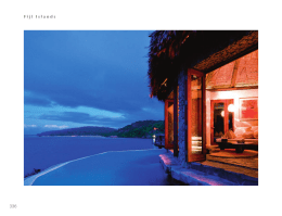 XO Private - Laucala Island