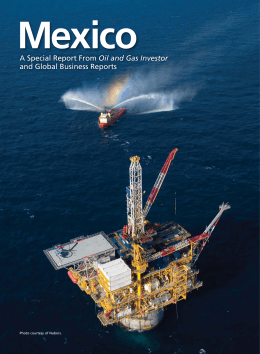 Mexico - A Special Report From Oil and Gas