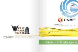 Petroleum Drilling Equipment