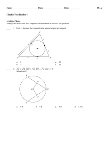 tangents,maxima and minima