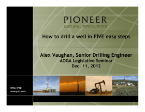 Step-by-Step Guide to Drilling a Well