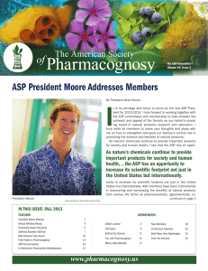 ASP Newsletter Volume 49, Issue 3
