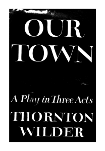 Our Town (full text)