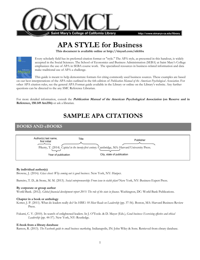 Hbr guide 2013 ebook work smarter rule your email array apa style guide for business saint mary u0027s college of california rh studylib fandeluxe Images