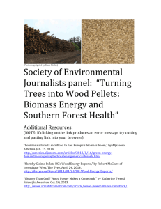 Resources list. - Society of Environmental Journalists
