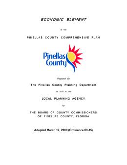 economic element - Pinellas County