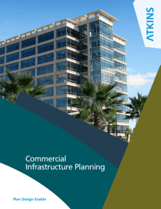 Commercial Infrastructure Planning