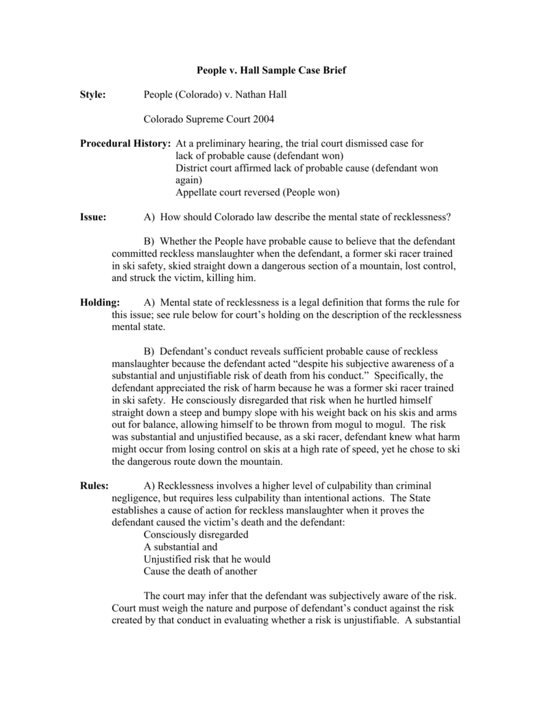 florida v riley case brief essay Summary  observations may soon have, or in some cases already possess, the  capability to see through  similarly, in florida v riley, local.
