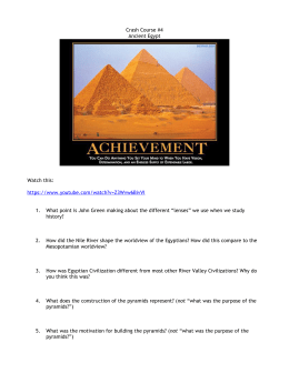 Copy of Crash Course SG #4 Ancient Egypt.docx