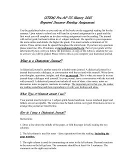 scarlet letter dialectical journal Scarlet letter journal - download as word doc (doc / docx), pdf file (pdf), text file (txt) or read online.