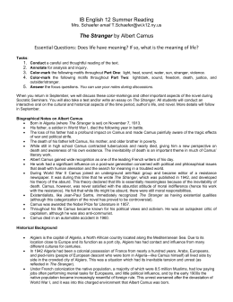 Thesis Persuasive Essay Mba Economics Homework Help Buy Essays For College Essay  Stranger Essay English Essay Pmr also Federalism Essay Paper Stranger Essay  Barcafontanacountryinncom How To Start A Science Essay