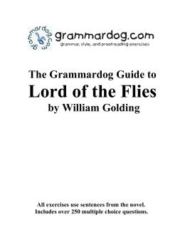 lord of the flies - passage based question essay Buy a discounted paperback of lord of the flies online from australia's  william golding's essay on lord of the flies,  his novel rites of passage in.