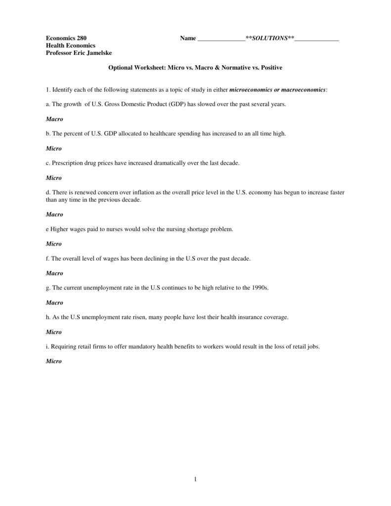 worksheet Time Study Worksheet micromacro normativepositive worksheet