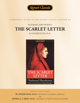 scarlet letter v the crucible essay However, the scarlet letter tells the story of a woman as she deals with her  heavy  this is not an example of the work written by our professional essay  writers.