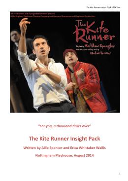 kite runner study guide answer key