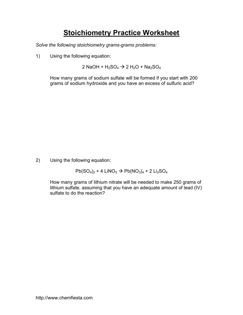 Worksheets Basic Stoichiometry Worksheet stoichiometry practice worksheet 008351423 1 c38642ce11131619171b8ee313df5e1d png