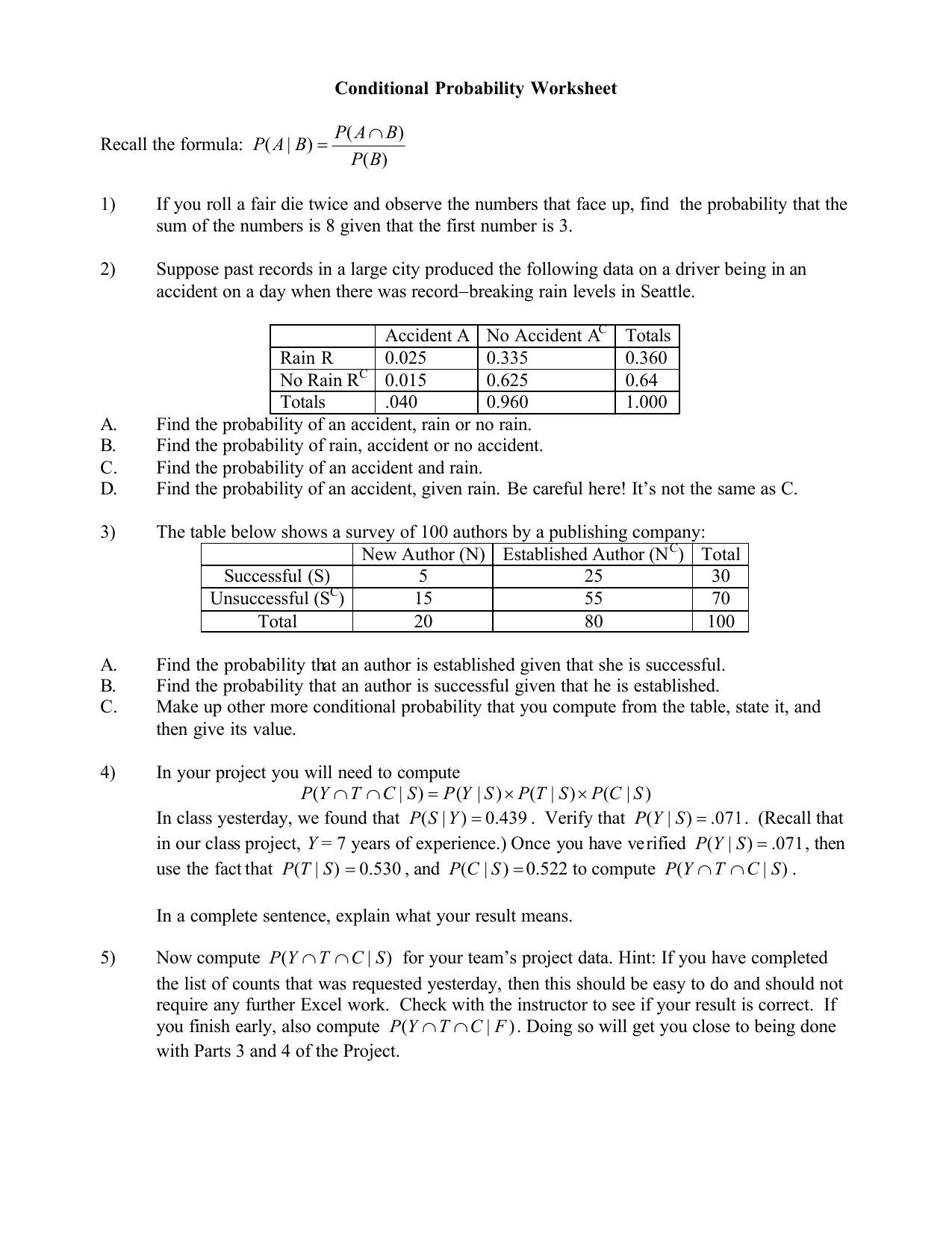 Worksheets Conditional Probability Worksheets conditional probability worksheet 008352557 1 ad2c1b83a42dc4b4288a5d6e348a1590 png
