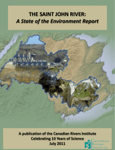 THE SAINT JOHN RIVER: A State of the Environment Report