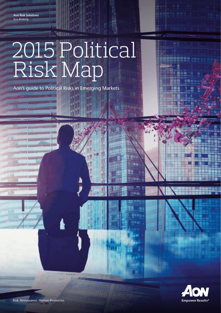 2015 political risk map aons interactive risk map sciox Gallery