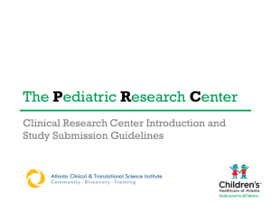 Children's Healthcare of Atlanta - Georgia Partnership for