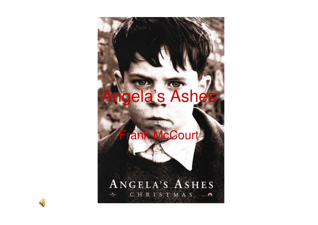 critical essay angelas ashes