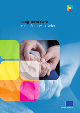 Long-term care in the European Union