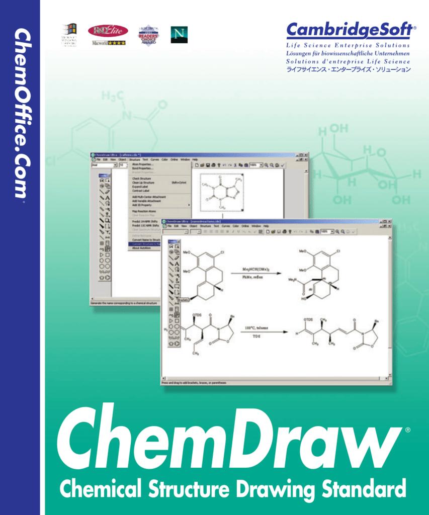 chemdraw free download windows 7 64 bit