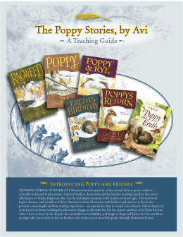 The Poppy Stories, by Avi - HarperCollins Publishers