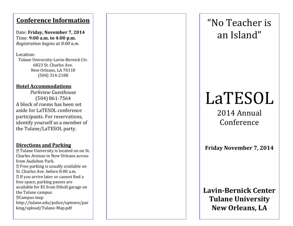 Brochure Latesol