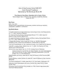 Study Guide - Society for Asian Art