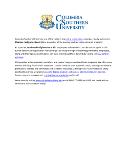 Columbia Southern University, one of the nation's top online