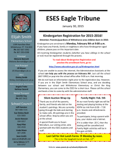 ESES Eagle Tribune