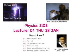 E - LSU Physics & Astronomy