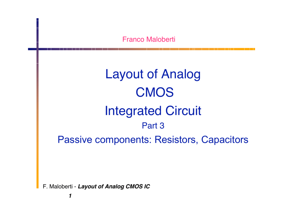 common centroid layout transistor