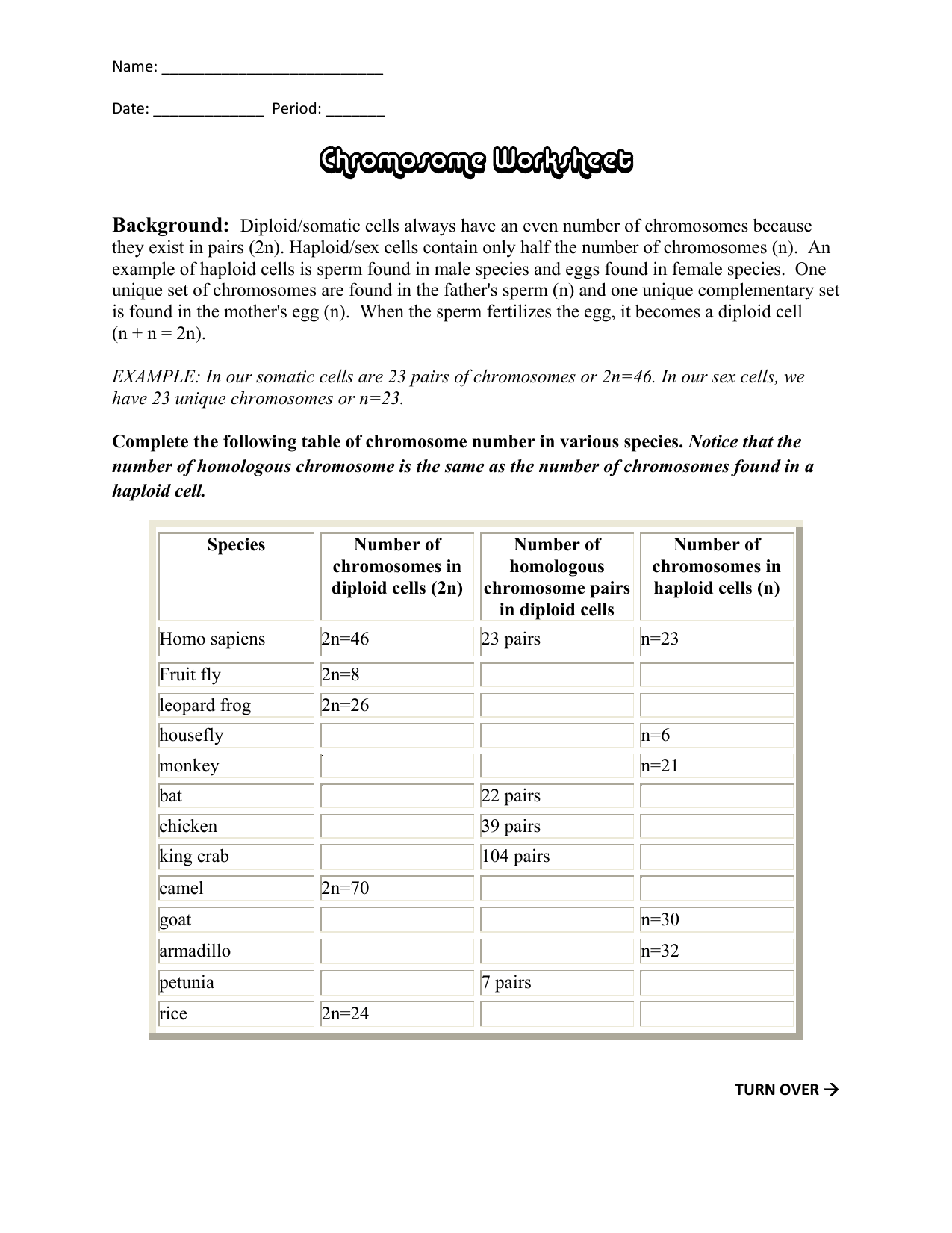 Worksheets Number Of Chromosomes Worksheet chromosome worksheet 008368081 1 bb6b7acd73c682667454c071675b3d67 png