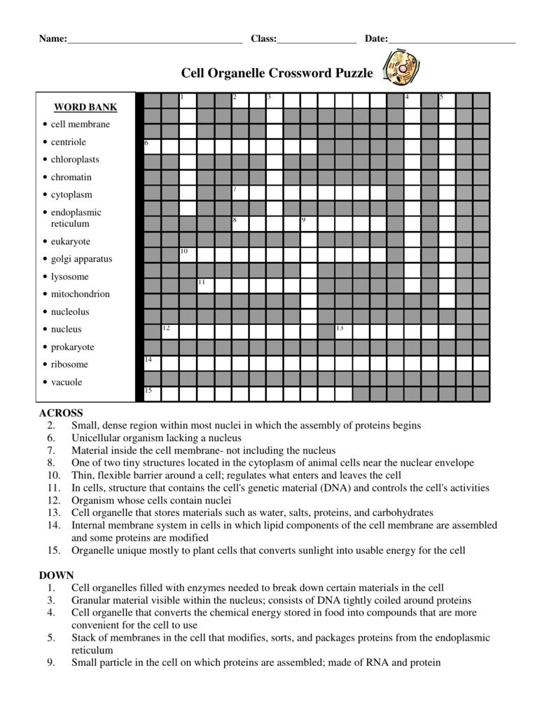 Dating word crossword