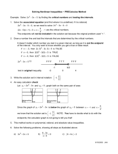 D:\Courses\Math 1730\nonlinear inequalities.wpd
