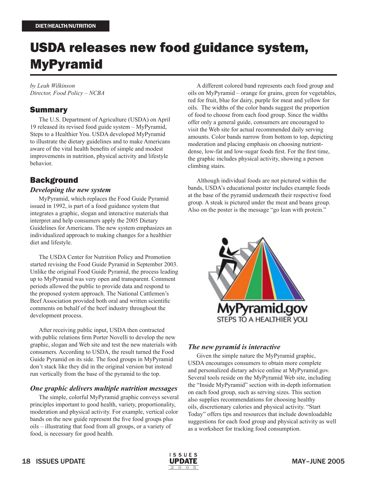 Worksheets Mypyramid Worksheet usda releases new food guidance system mypyramid