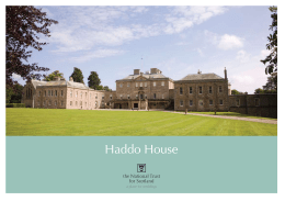 Haddo House - National Trust for Scotland
