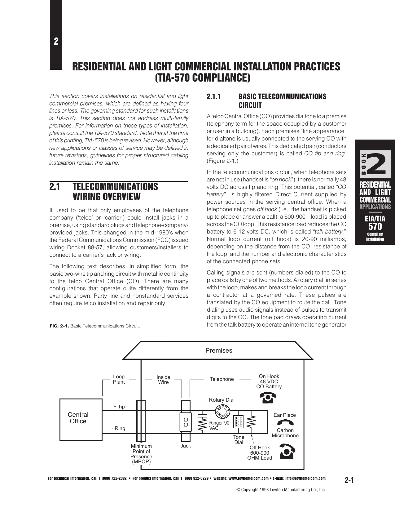 Residential And Light Commercial Installation Plug Wiring Diagram For Leviton Also Dc Power Jack Connector Male