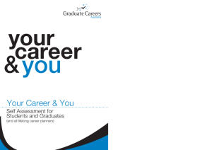 Your Career & You - Graduate Careers Australia