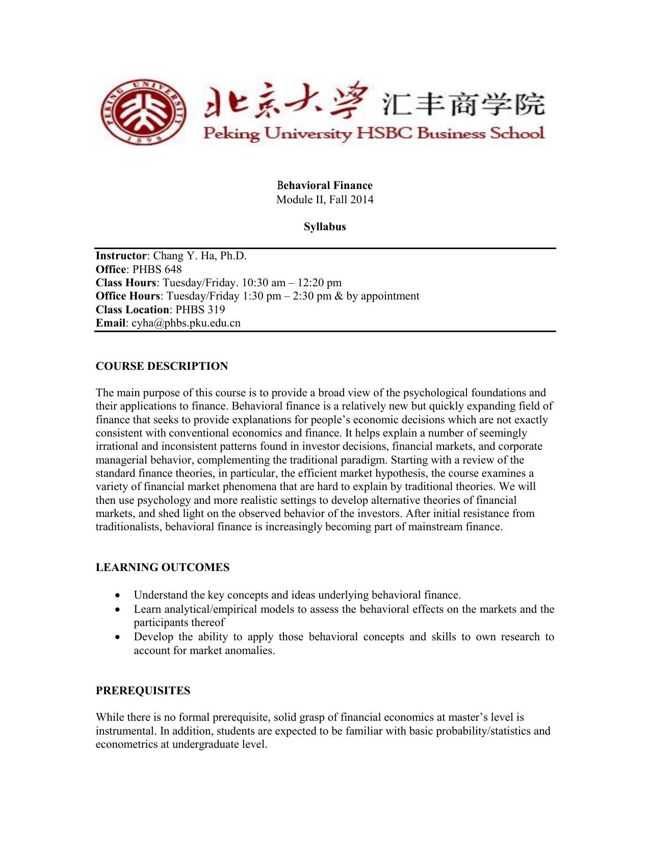 financial economics research paper topics