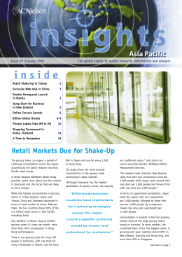 inside - Nielsen Media Research