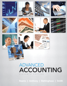 Advanced Accounting (2