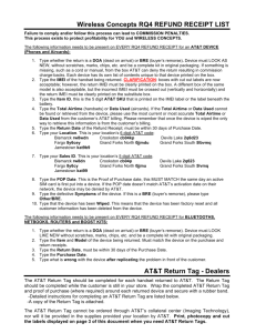 Technical Description of the Automatic Device Detection - N-SOFT