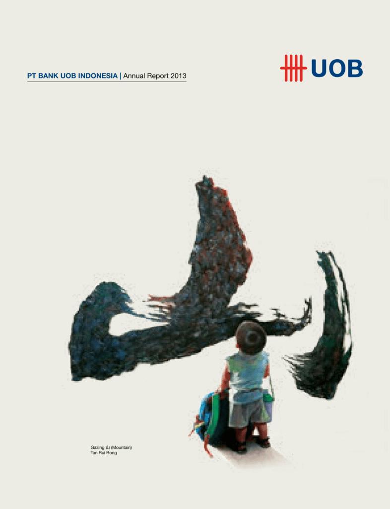 Pt Bank Uob Indonesia Annual Report 2013