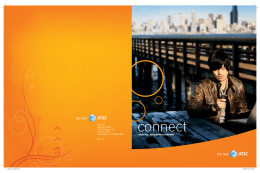 AT&T INC. 2007 ANNUAL REPORT