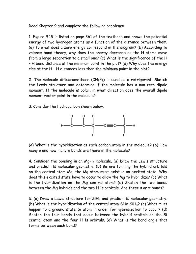 Chapter 9 Questions