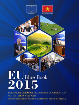 Blue Book - the European External Action Service